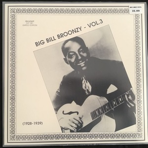 Big Bill Broonzy ‎– Vol. 3 (1928-1939)