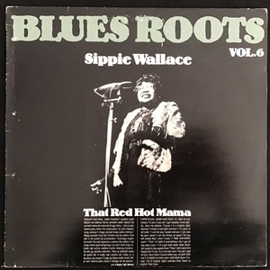 Sippie Wallace ‎– That Red Hot Mama