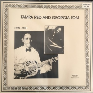 Tampa Red And Georgia Tom ‎– (1929-1931)