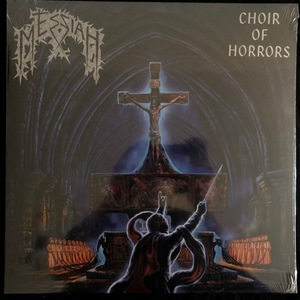 Messiah ‎– Choir Of Horrors