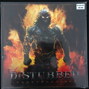 Disturbed ‎– Indestructible