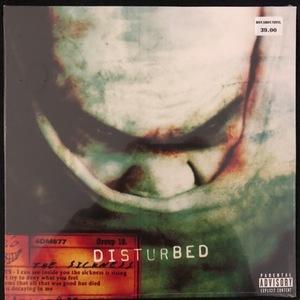 Disturbed ‎– The Sickness