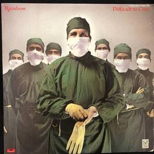 Rainbow ‎– Difficult To Cure