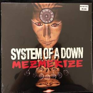 System Of A Down ‎– Mezmerize