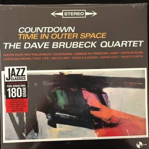 The Dave Brubeck Quartet ‎– Countdown Time In Outer Space
