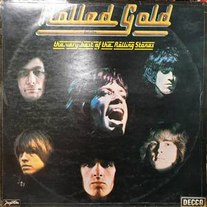 The Rolling Stones ‎– Rolled Gold - The Very Best Of The Rolling Stones