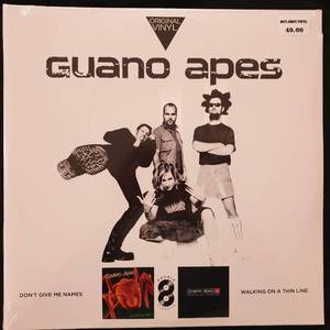 Guano Apes ‎– Don't Give Me Names / Walking On A Thin Line