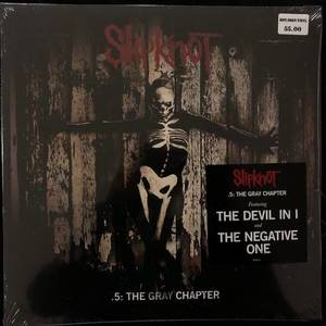 Slipknot ‎– .5: The Gray Chapter
