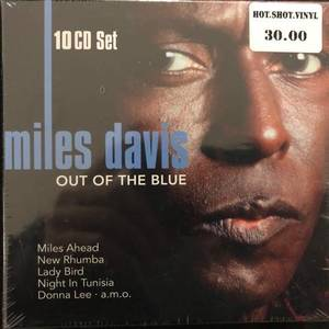 Miles Davis ‎– Out Of The Blue - 10CD Box Set