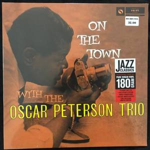 The Oscar Peterson Trio ‎– On The Town