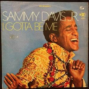 Sammy Davis Jr. ‎– I've Gotta Be Me