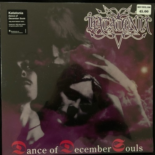 Katatonia ‎– Dance Of December Souls