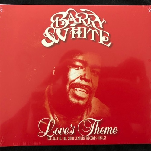 Barry White ‎– Love's Theme (The Best Of The 20th Century Records Singles)