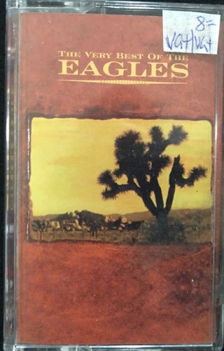Eagles ‎– The Very Best Of The Eagles