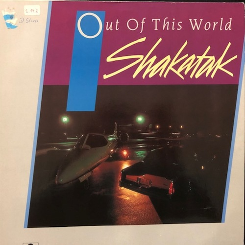 Shakatak ‎– Out Of This World