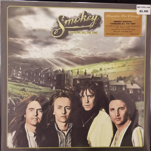 Smokie – Changing All the Time