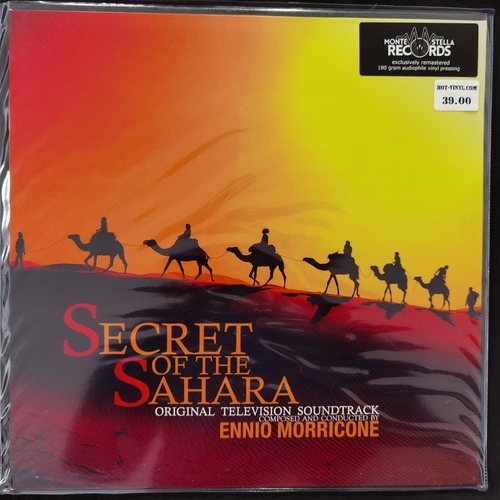 Ennio Morricone – Secret Of The Sahara (Original Television Soundtrack)