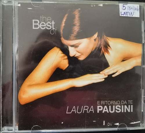 Laura Pausini – The Best Of Laura Pausini E Ritorno Da Te