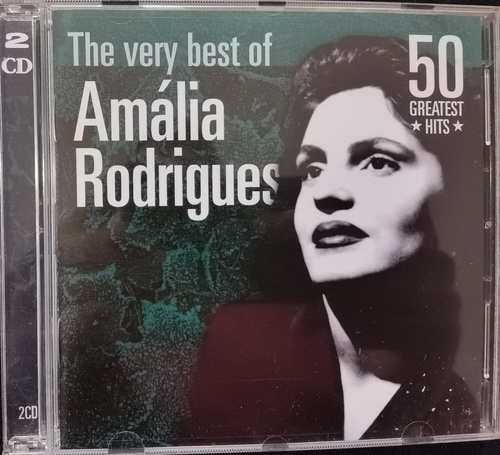 Amália Rodrigues – The Very Best Of Amália Rodrigues