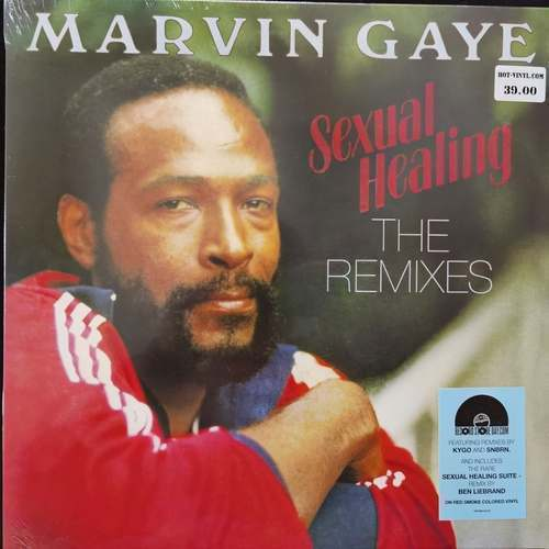 Marvin Gaye – Sexual Healing - The Remixes