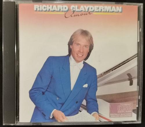 Richard Clayderman ‎– Amour