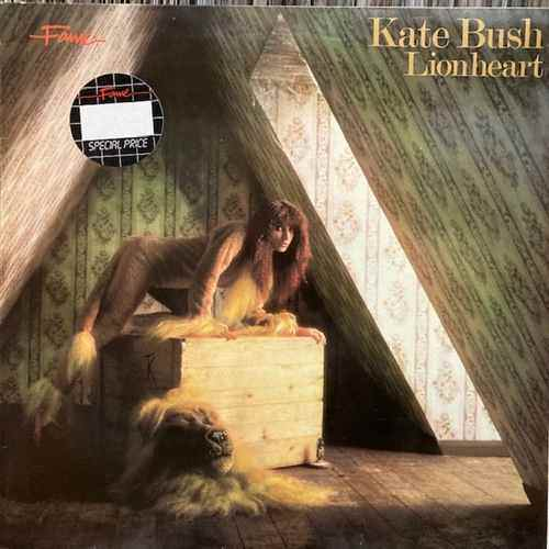 Kate Bush ‎– Lionheart