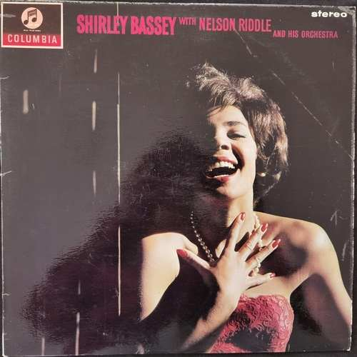 Shirley Bassey With Nelson Riddle And His Orchestra ‎– Let's Face The Music