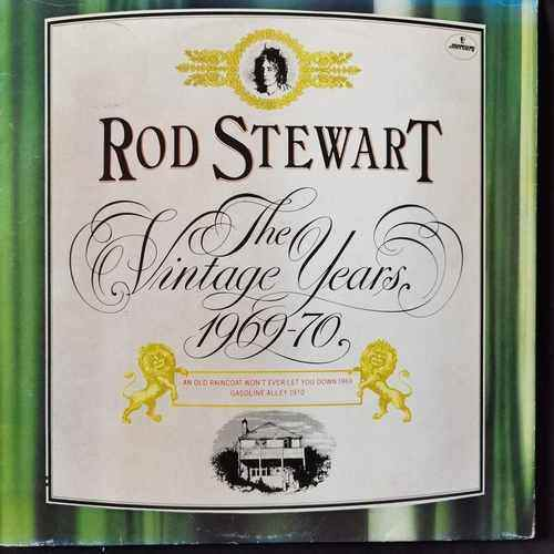 Rod Stewart ‎– The Vintage Years 1969-70
