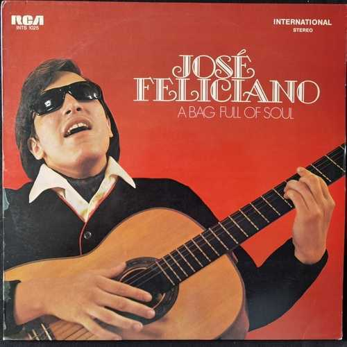 José Feliciano ‎– A Bag Full Of Soul