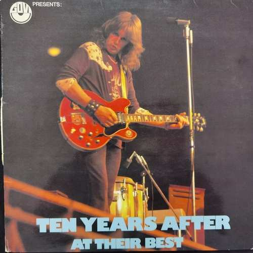 Ten Years After ‎– At Their Best