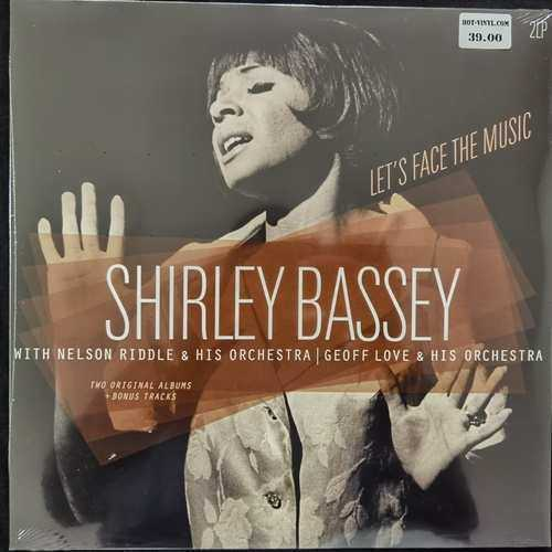 Shirley Bassey ‎– Let's Face The Music