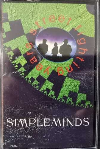 Simple Minds ‎– Street Fighting Years