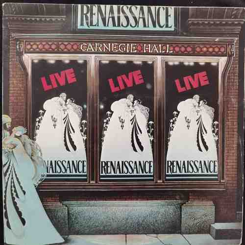 Renaissance ‎– Live At Carnegie Hall