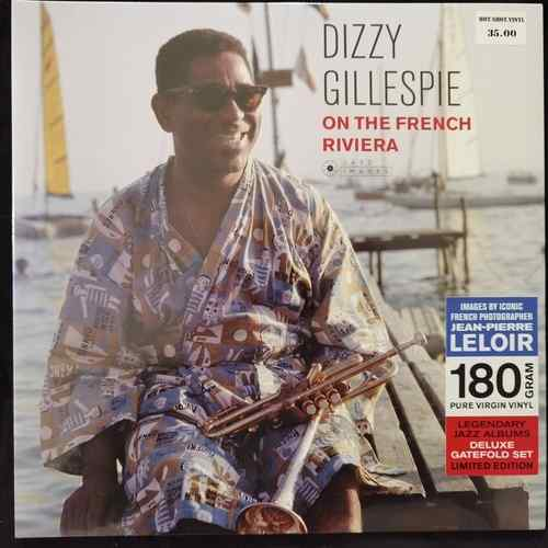 Dizzy Gillespie ‎– On The French Riviera