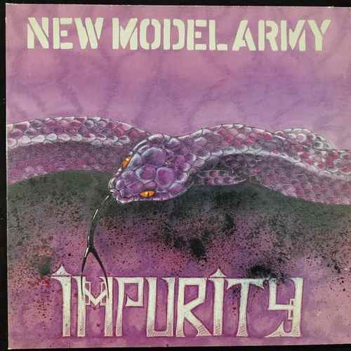 New Model Army ‎– Impurity