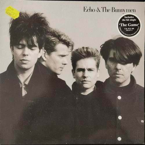 Echo & The Bunnymen ‎– Echo & The Bunnymen