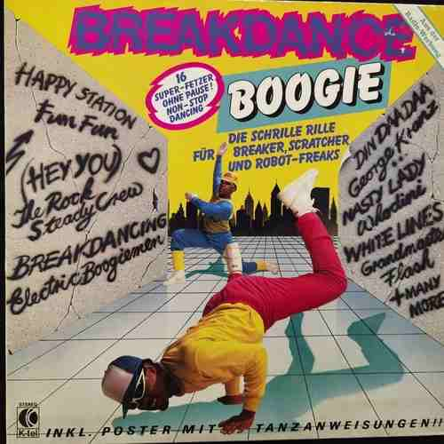 Various ‎– Breakdance Boogie
