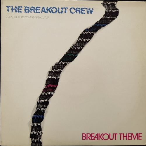 The Breakout Crew ‎– Breakout Theme
