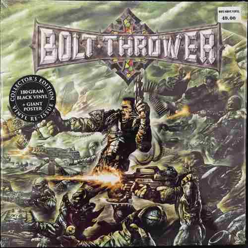 Bolt Thrower ‎– Honour - Valour - Pride