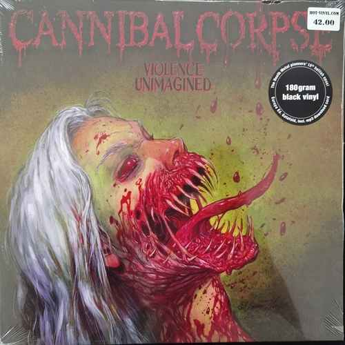 Cannibal Corpse ‎– Violence Unimagined
