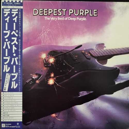 Deep Purple ‎– Deepest Purple : The Very Best Of Deep Purple