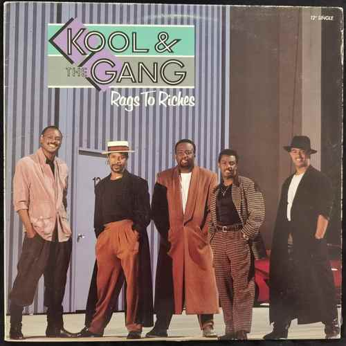 Kool & The Gang ‎– Rags To Riches