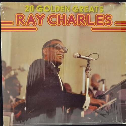 Ray Charles ‎– 20 Golden Greats