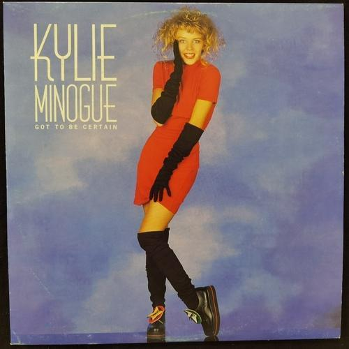 Kylie Minogue ‎– Got To Be Certain