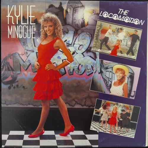 Kylie Minogue ‎– The Loco-Motion