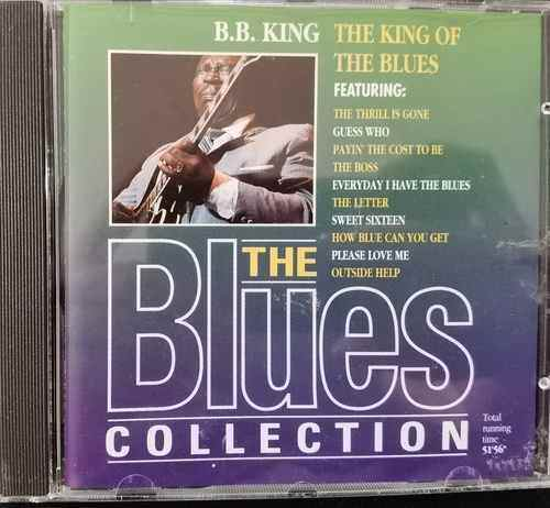 B.B. King ‎– The King Of The Blues