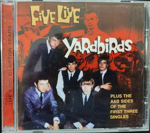 The Yardbirds ‎– Five Live Yardbirds