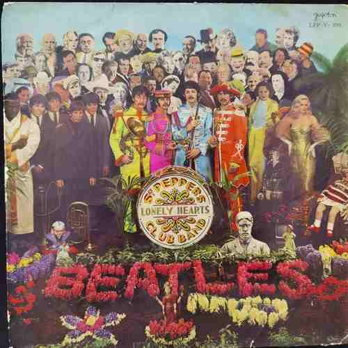 The Beatles ‎– Sgt. Pepper's Lonely Hearts Club Band