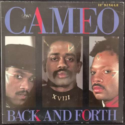 Cameo ‎– Back And Forth