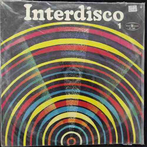 Various ‎– Interdisco 1